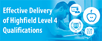 Effective Delivery of Level 4 Qualifications